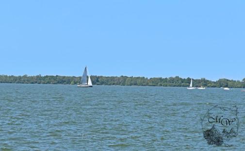 Lake Erie Sailboats